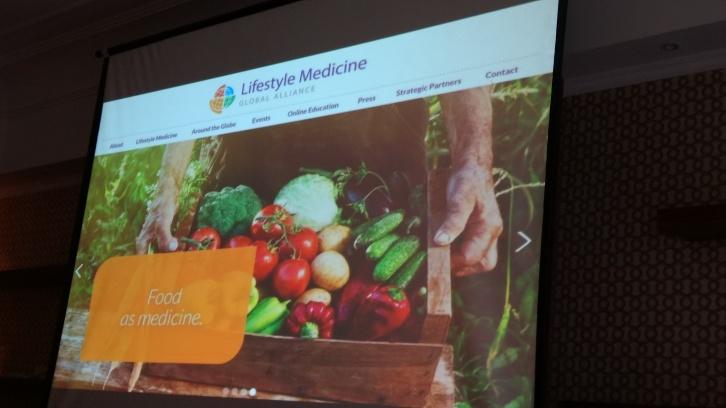 Palestras dos Especialistas em Nutrição Saudável