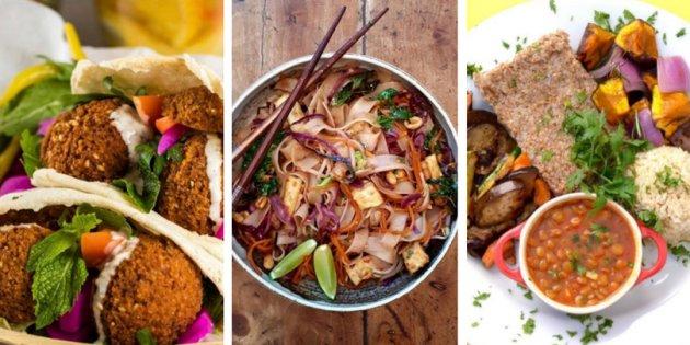 9 restaurantes veganos em Sampa