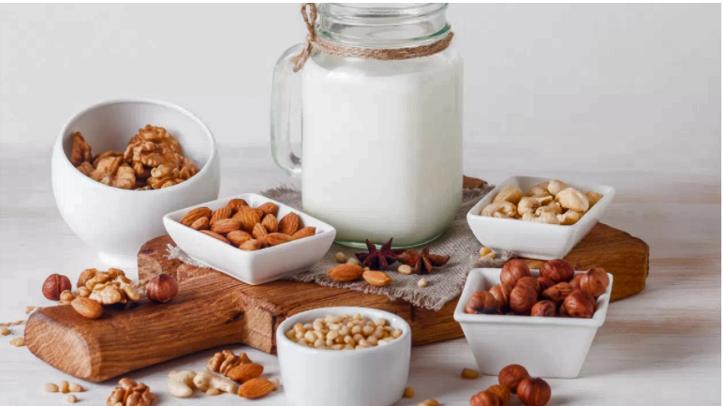 leite vegetal Selecoes