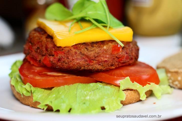 super hamburguer lentilha1