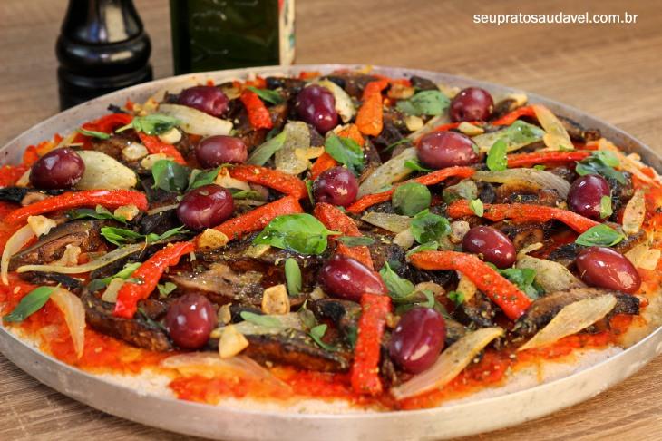 pizza portobellos 4